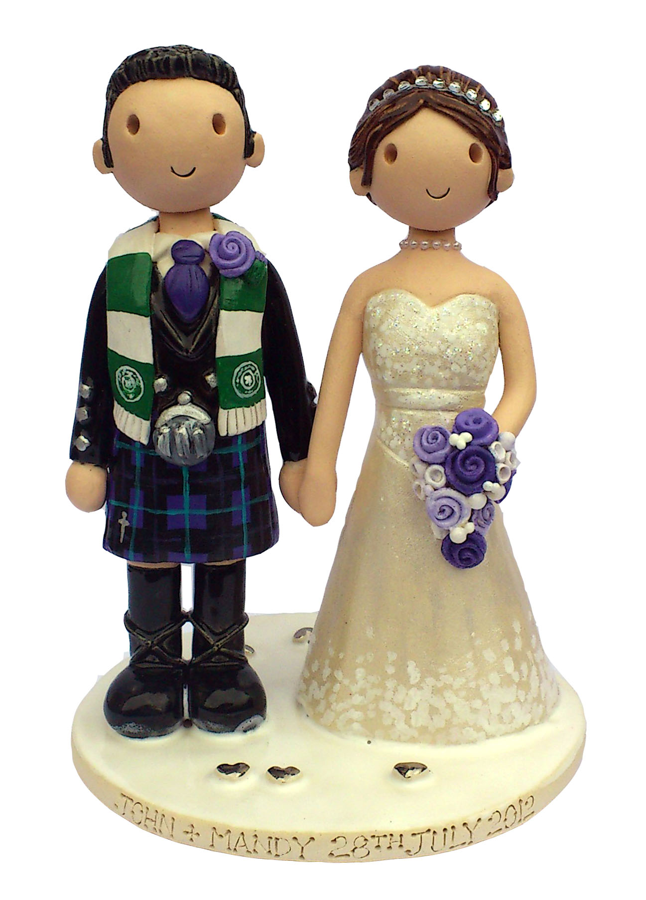 Cake Toppers Cake : 1000+ images about Sujets gateaux maries on Pinterest ...