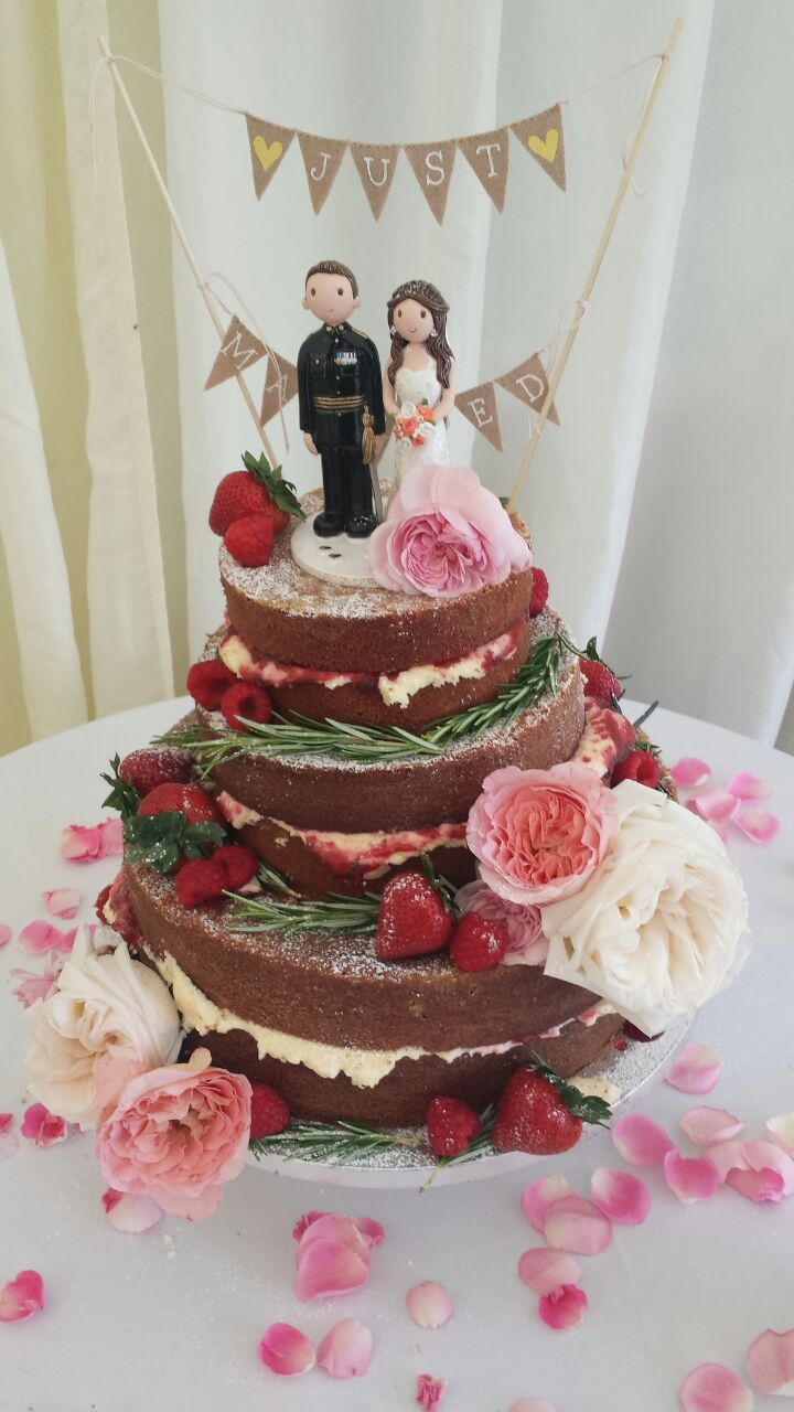 Examples Of Wedding Cake Toppers Made For Our Customers