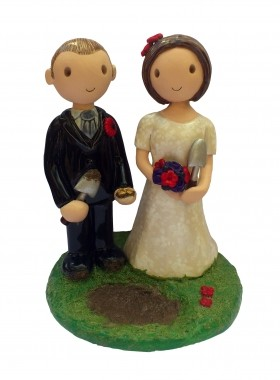 Tanja Cake Topper Artist : Toppers On Cakes