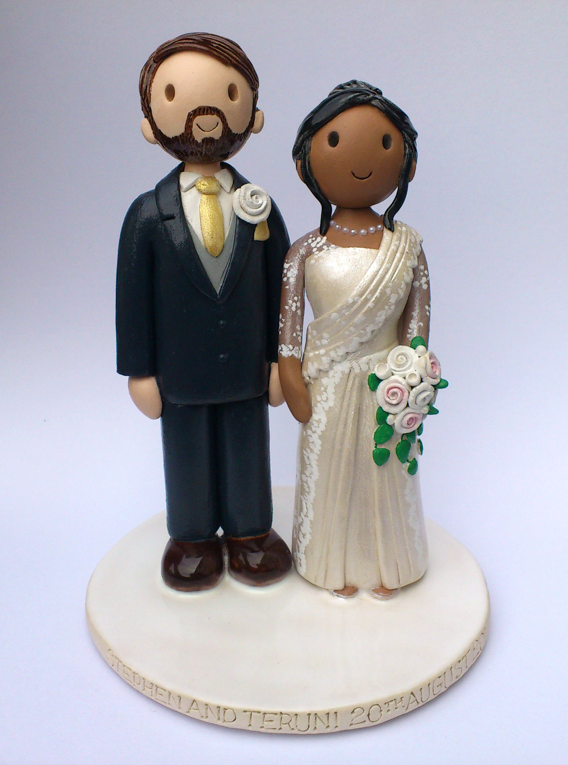 Wedding Cake Toppers Gallery. Examples Of Toppers We Have ...