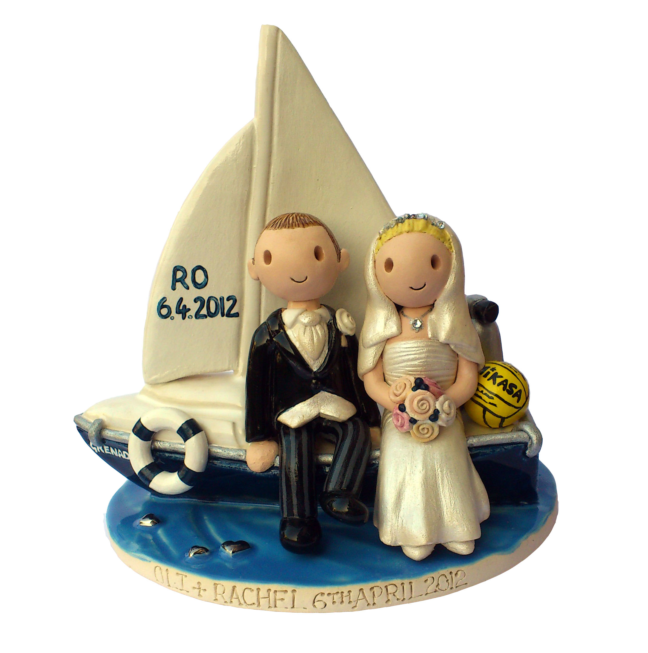 Boat Topper Is Cake Ideas and Designs