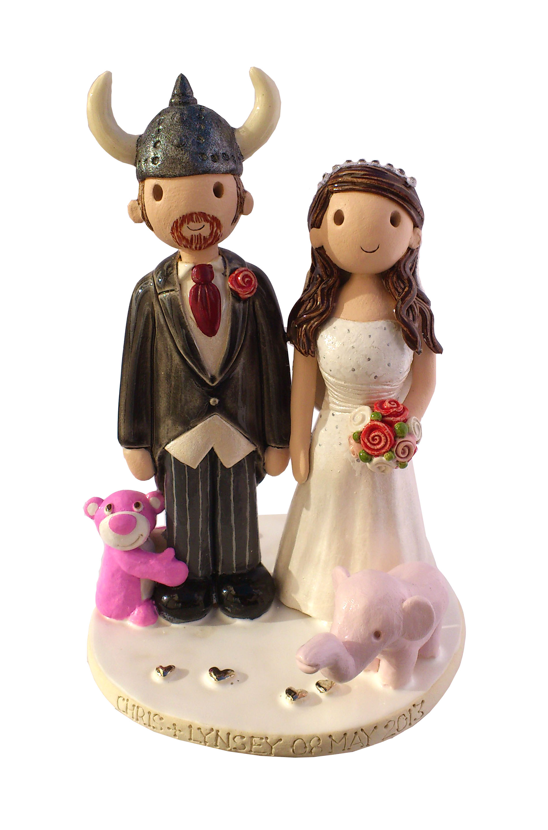 Viking Wedding Cake