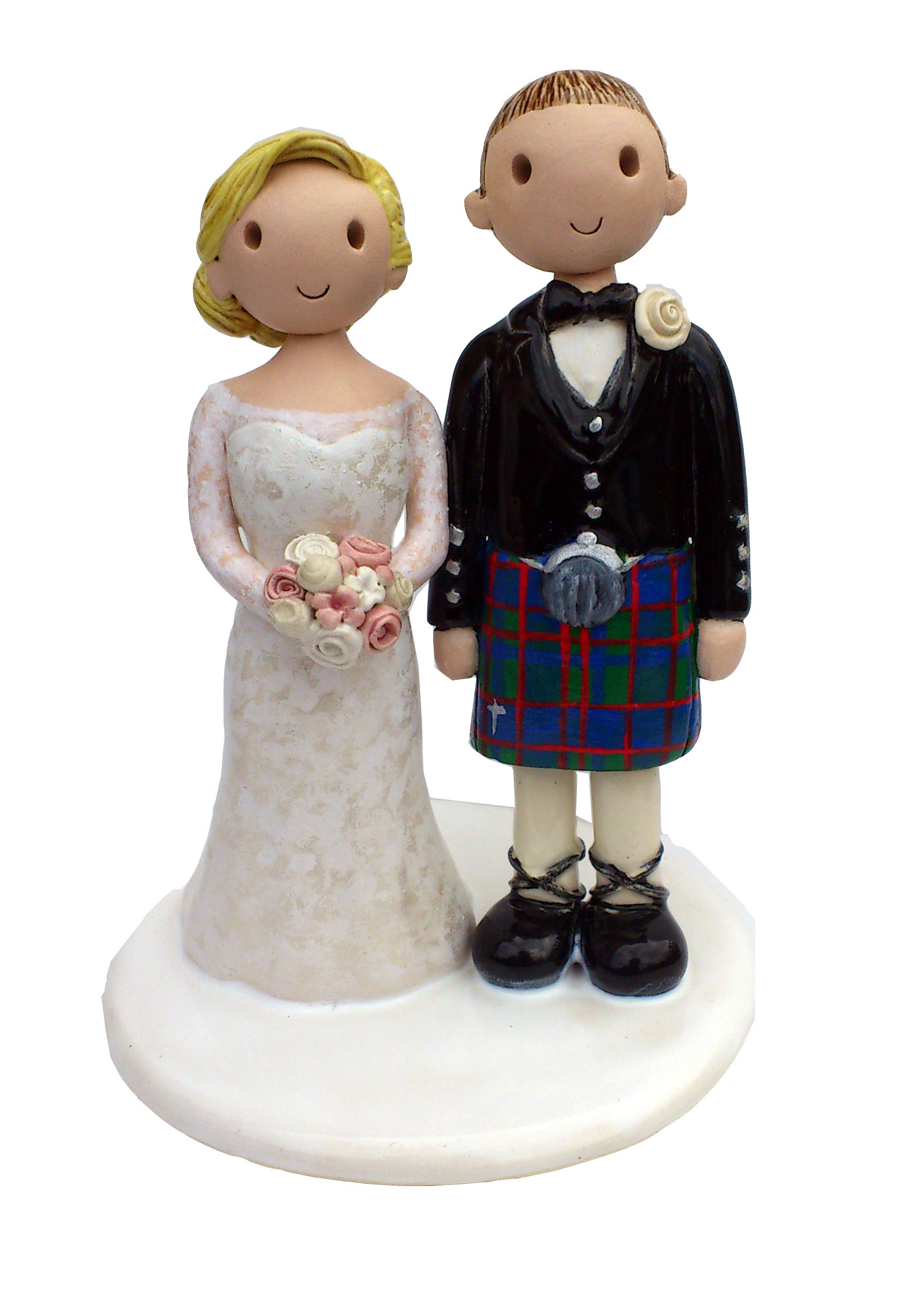 Wedding Cake Toppers Gallery. Hand Made, Personalised Cake ...