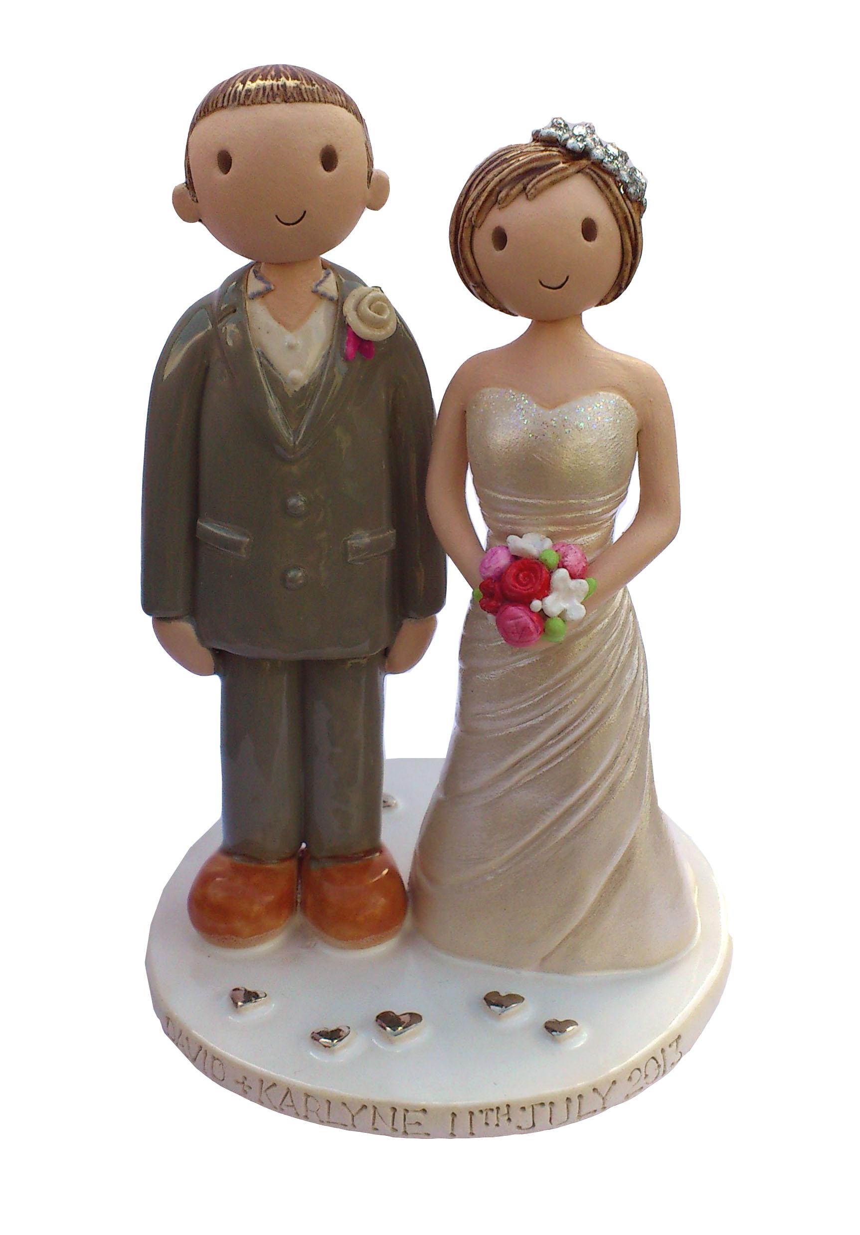 Wedding Cake Toppers Uk Personalised : Wedding Cake Toppers Gallery. Personalised Cake Topper ...