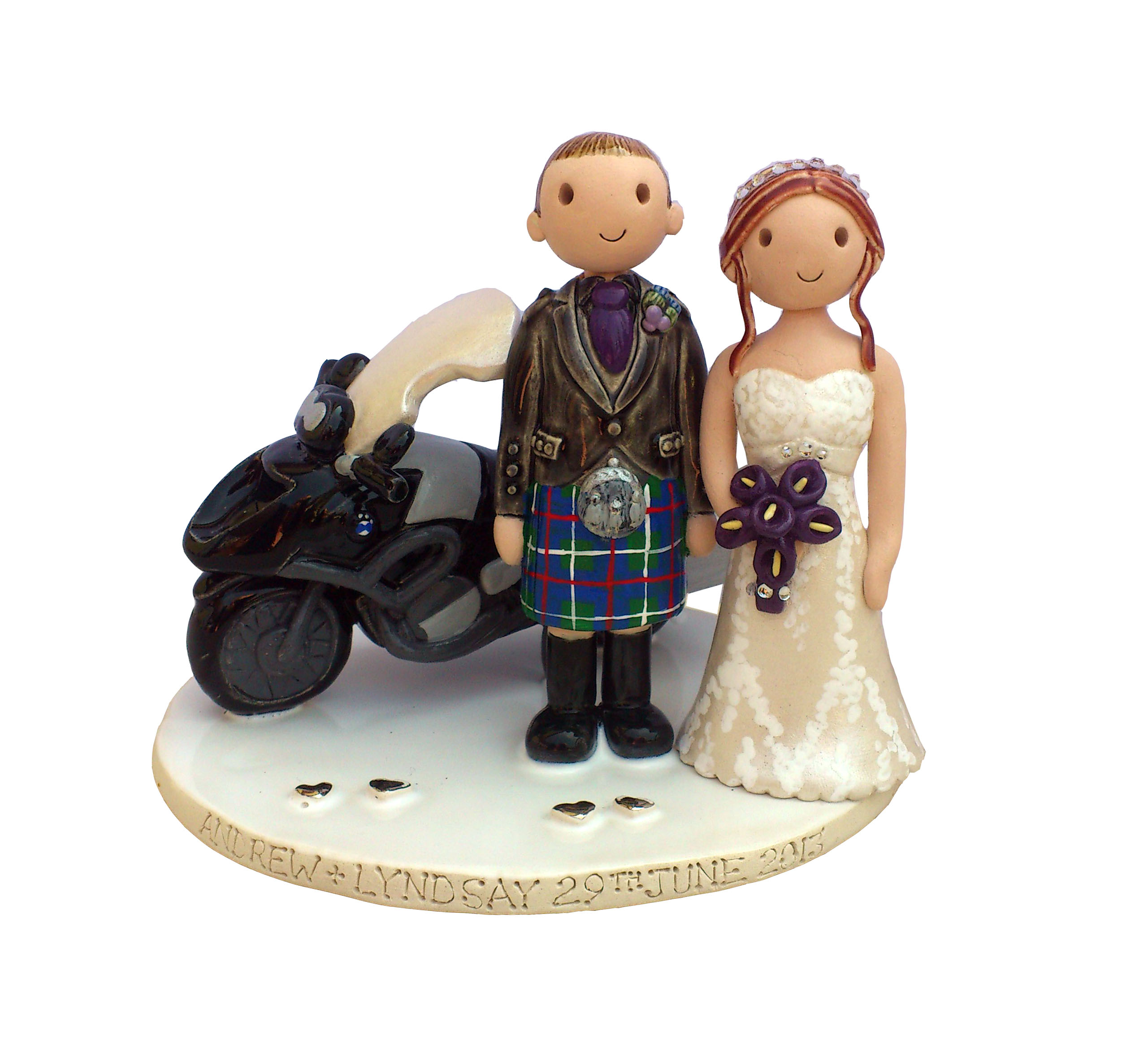 Wedding Cake Toppers Gallery. Personalised Cake Topper ...