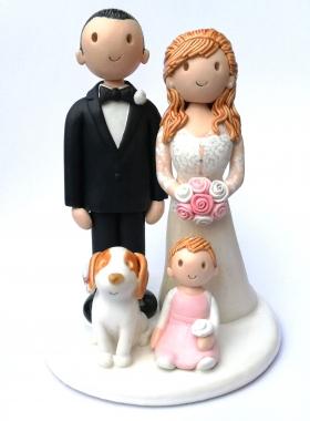 Family wedding keepsake