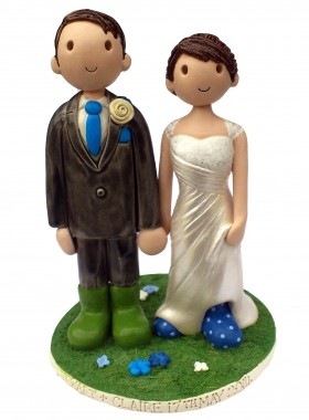 Welly Wedding Cake