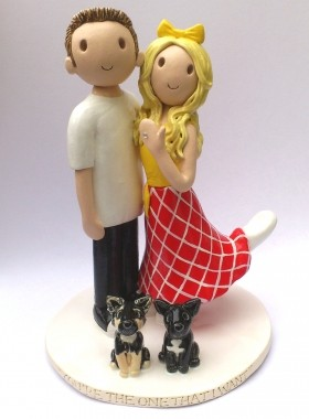 Actor Dancer Cake Topper