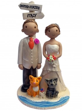 Persnoalised Cake Topper