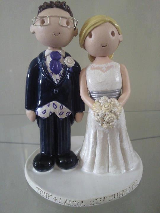 Wedding Cakes - Wedding Cake Toppers