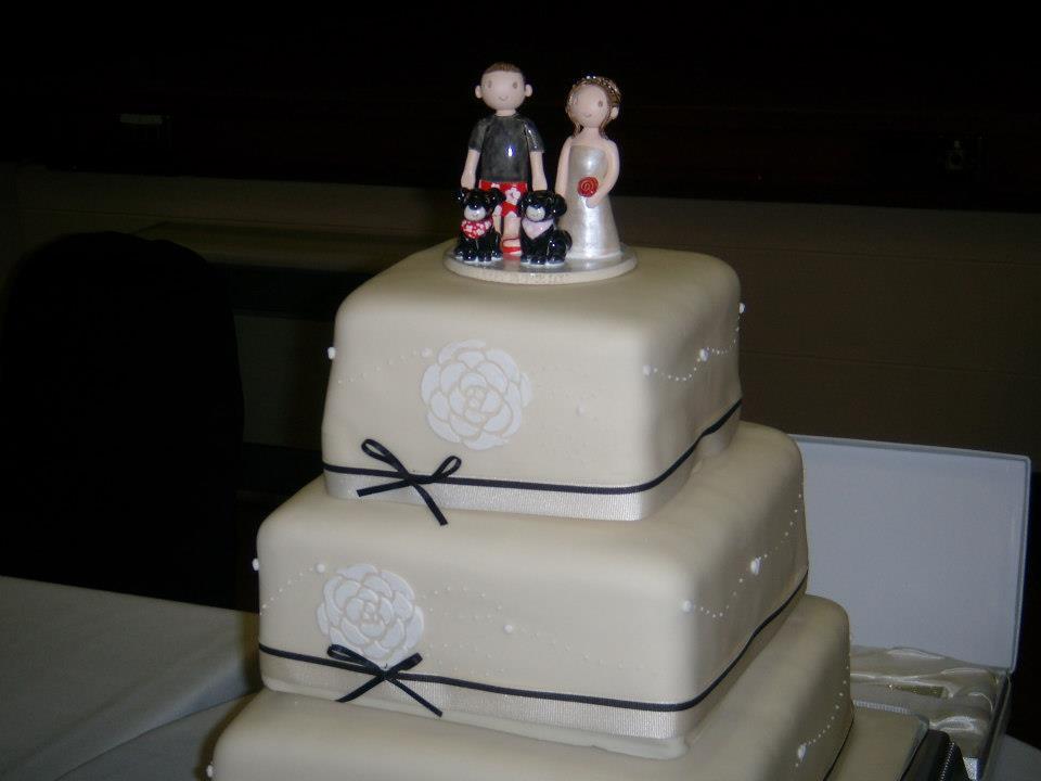 November 2012 - Wedding Cake Toppers