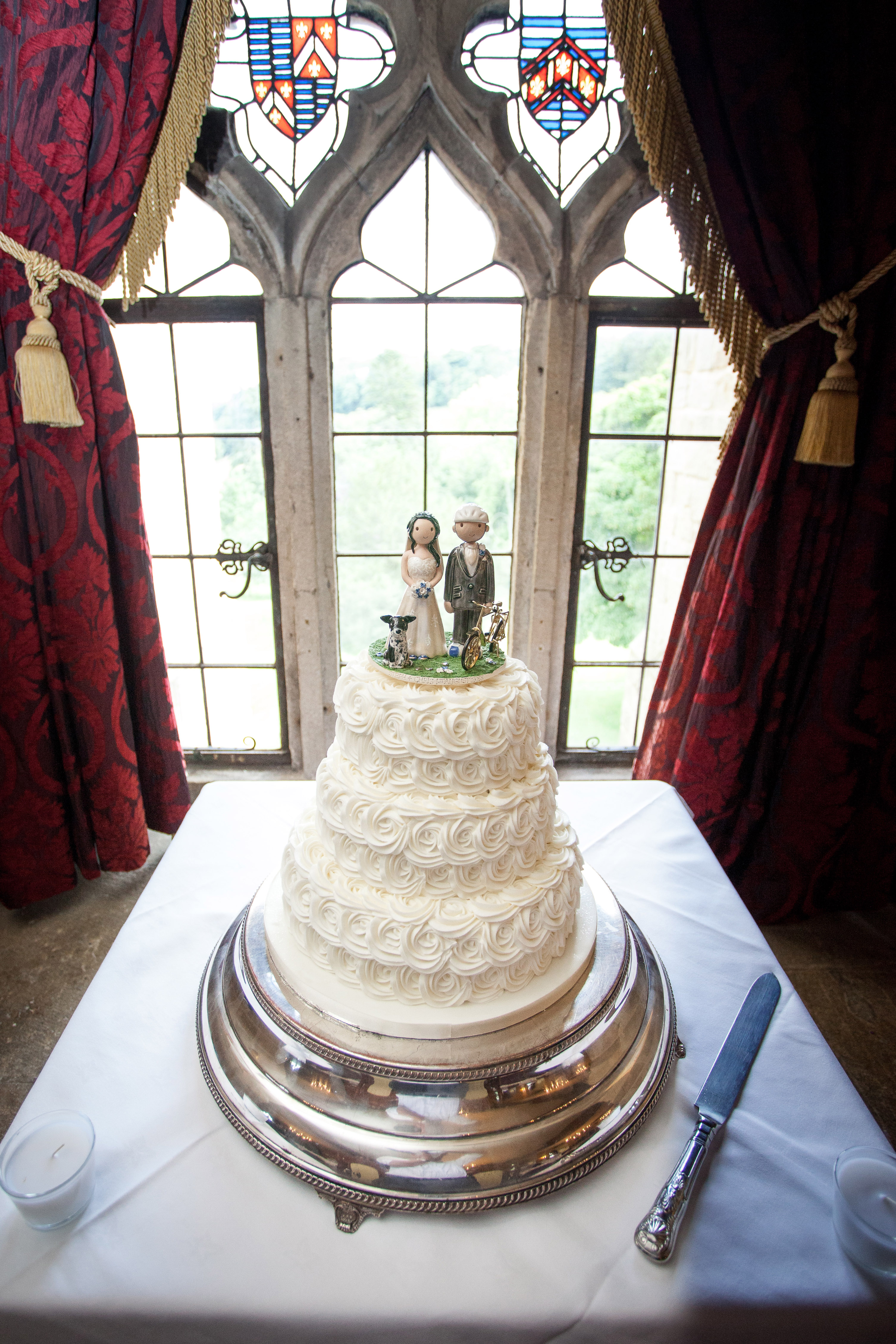 Atop Of The Tier - Weding Cake Toppers Blog
