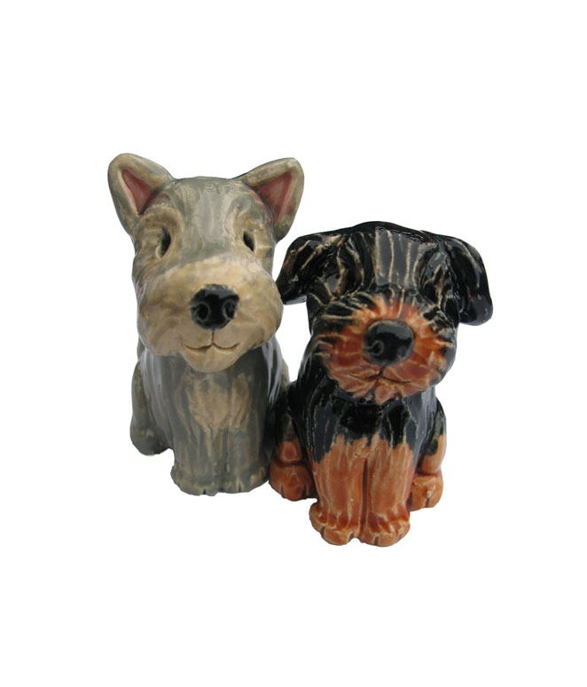 wedding cake toppers with dog uk pet cake toppers personalised ceramic pet portraits 26632