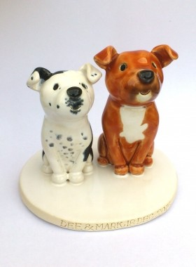Wedding Cake Dogs