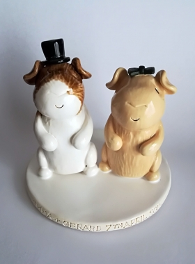 Wedding Guinea Pigs