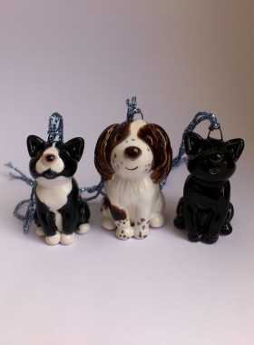 Pet Christmas Decorations