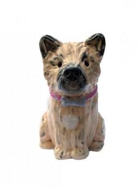 Terrier Cake Topper