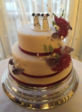 Pet Cake Topper