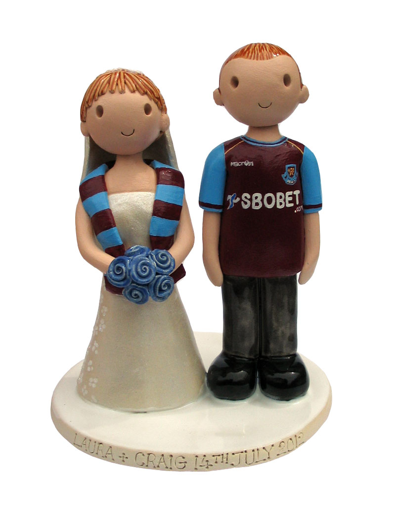 wedding cake topper uk examples of wedding cake toppers made for our customers 26647