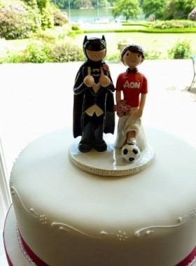 Batman Cake Topper