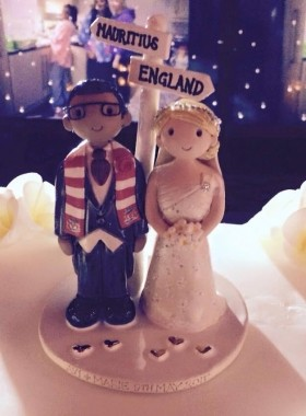 Personalsied Cake Topper