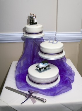 Wedding Cake Tier