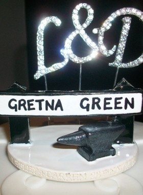 Gretna Green Sign