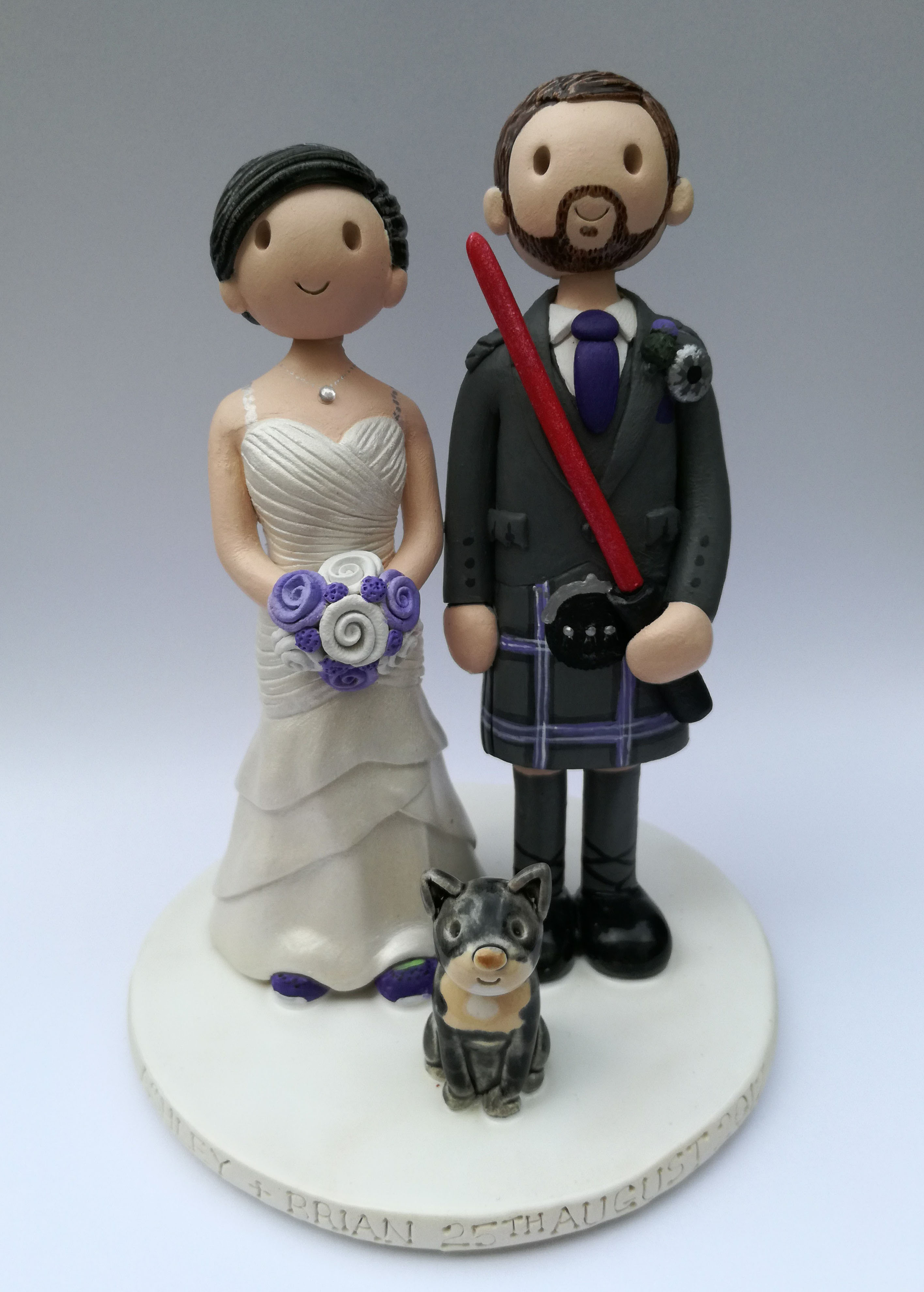 What Do You Call The Cake Topper On Wedding Cake