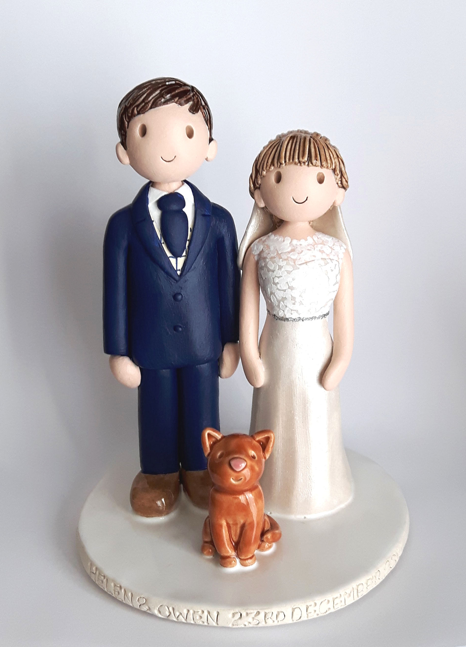 wedding cake toppers cats uk wedding cake toppers gallery examples of toppers we 26435