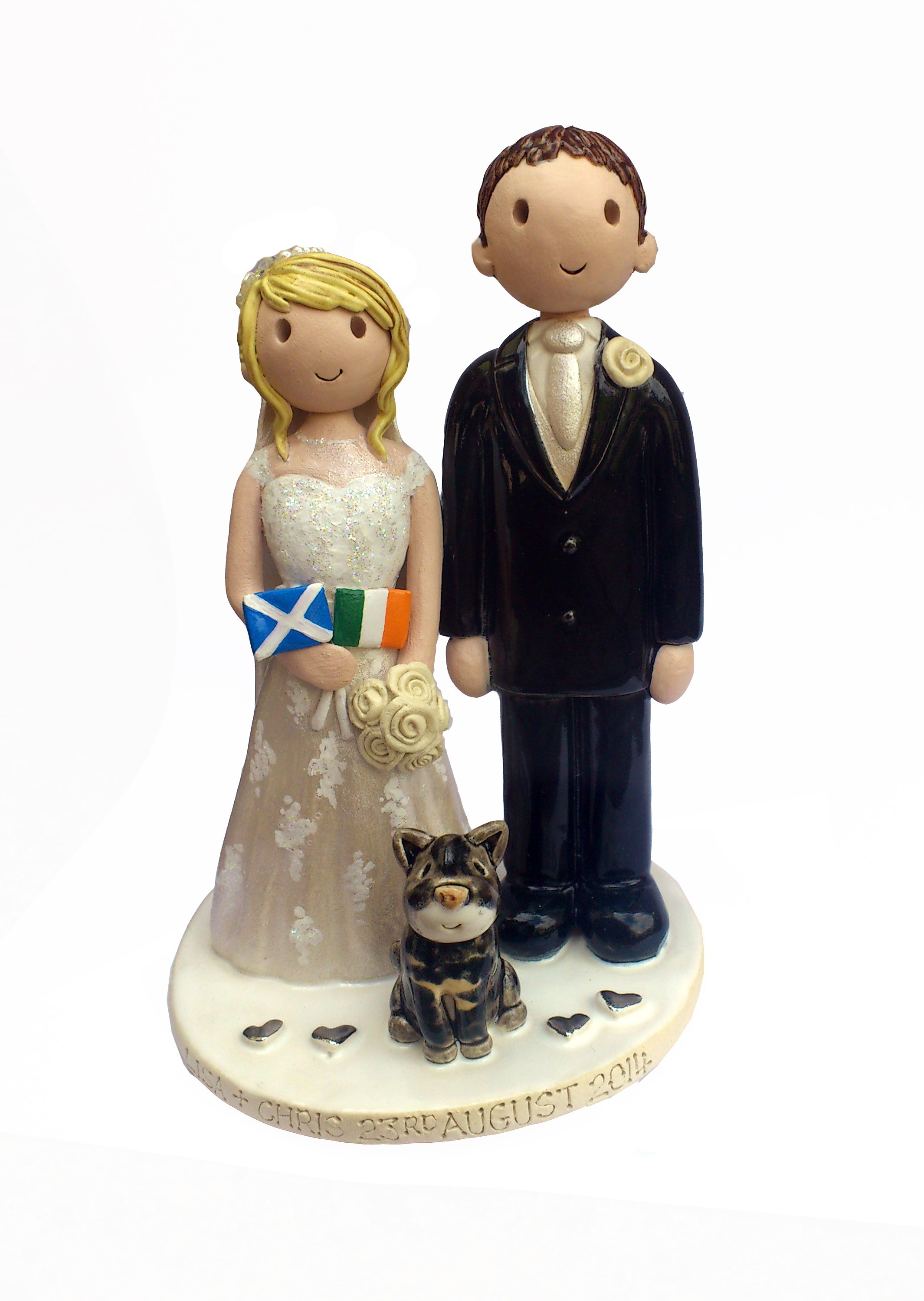 personalised wedding cake toppers uk only cake toppers in uk ejuva info for 18257