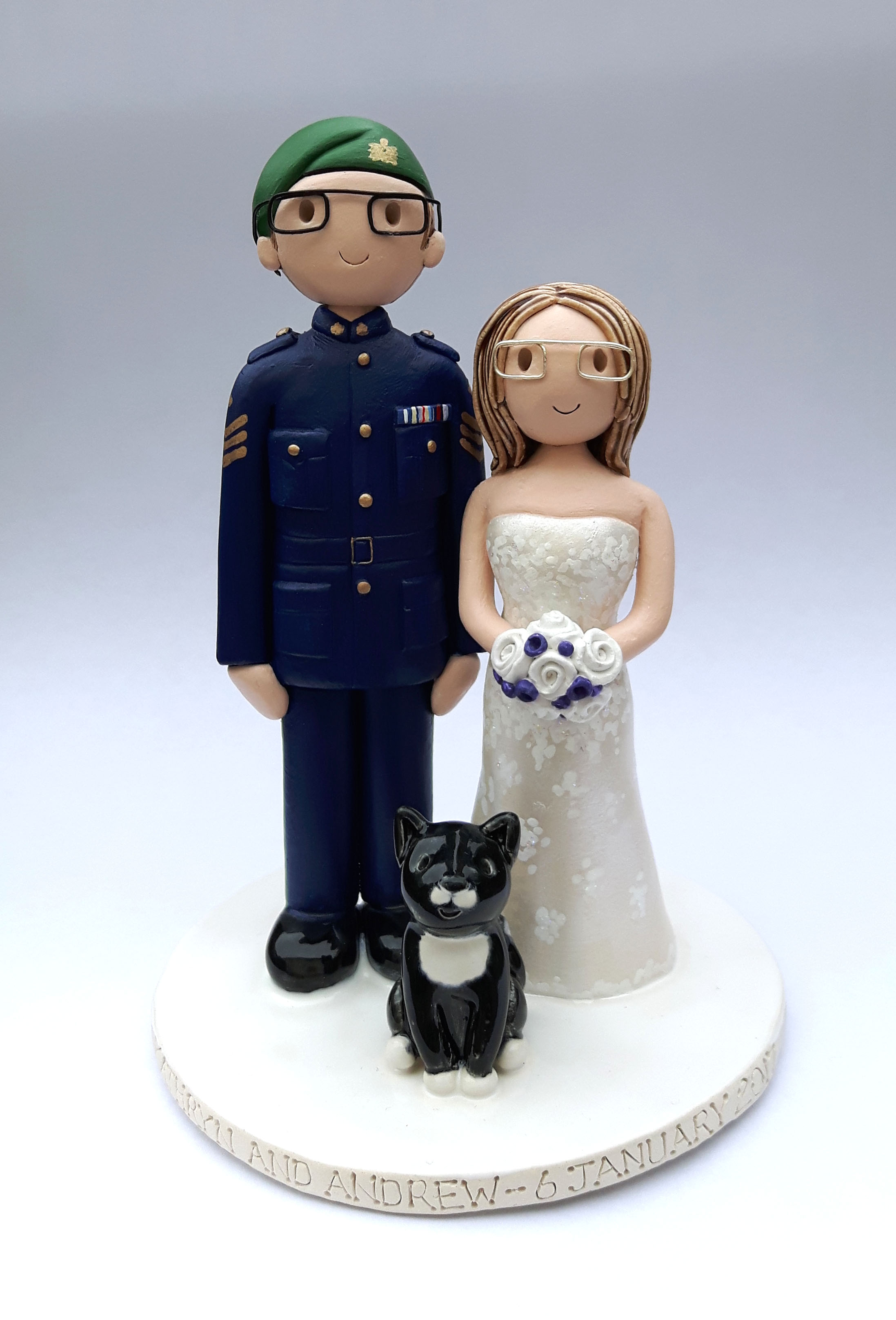 wedding cake decorations uk only wedding cake toppers gallery examples of toppers we 22412