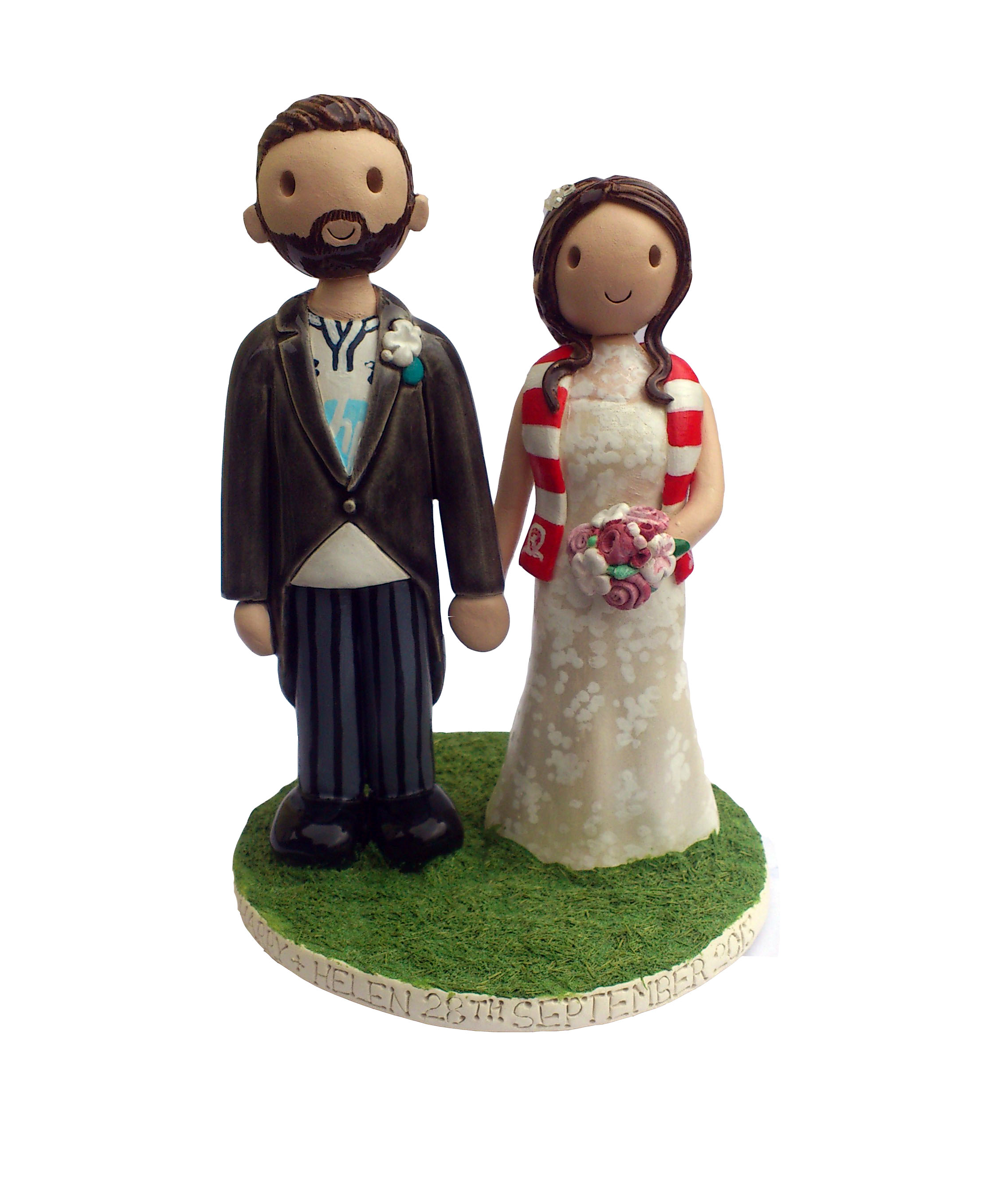wedding cake figurines wedding cake toppers gallery examples of toppers we 22610