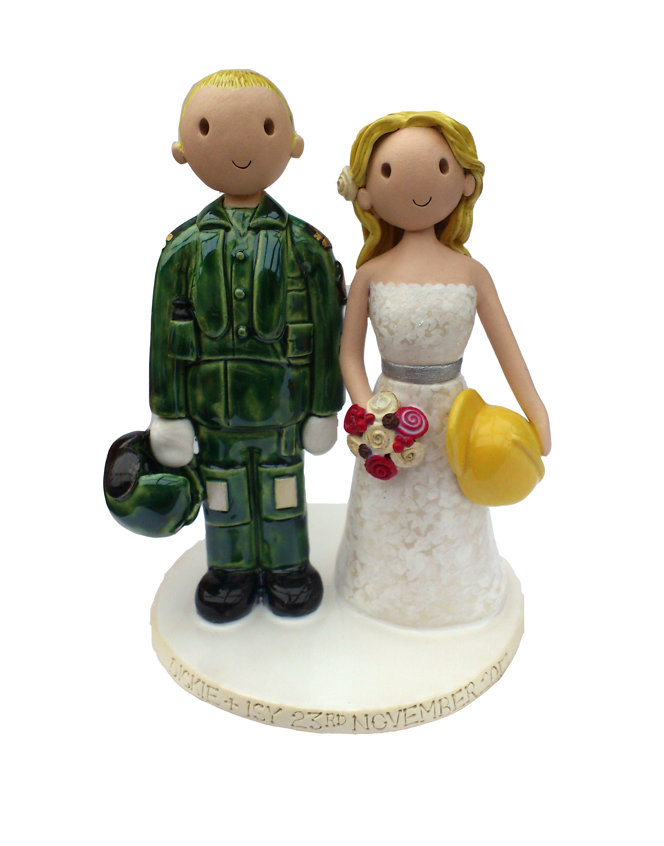 wedding cake topper uk only cake topper 26648