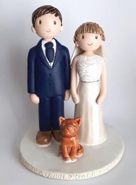 Cake topper cat