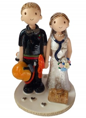 Tree Surgeon Cake Topper