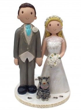 Pet Wedding Topper