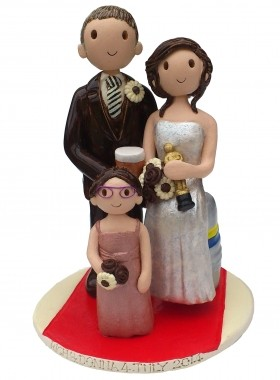 Oscars Wedding Topper