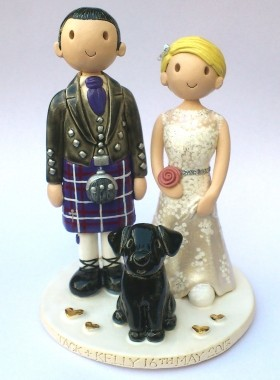 Scottish Cake Top
