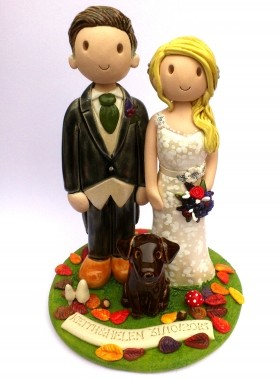 Autumn Wedding Topper