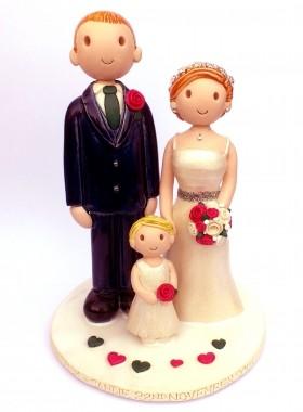 Family Cake Top