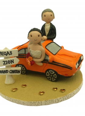 Car Cake Topper