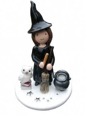 Witch Harry Potter Cake Topper